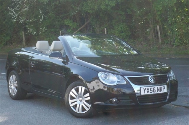 Volkswagen Eos in Tadworth Surrey