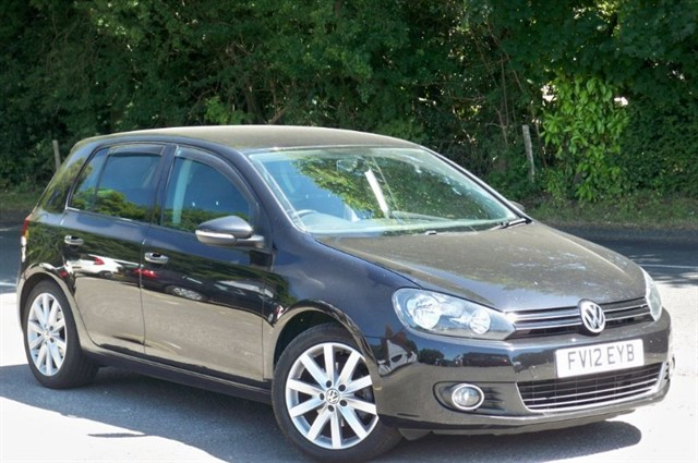 Volkswagen Golf in Tadworth Surrey