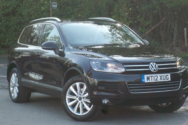 Volkswagen Touareg in Tadworth Surrey