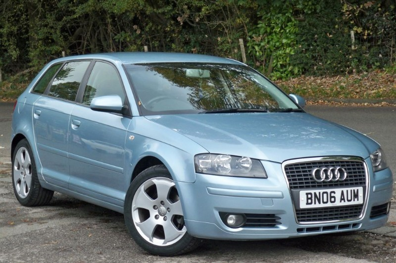used Audi A3 1.9 Tdi Sport in surrey