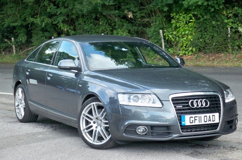 used Audi A6 TDI QUATTRO S LINE SPECIAL EDITION in surrey