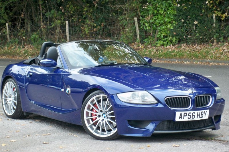 used BMW Z4 M Z4 M 3.2 Roadster in surrey