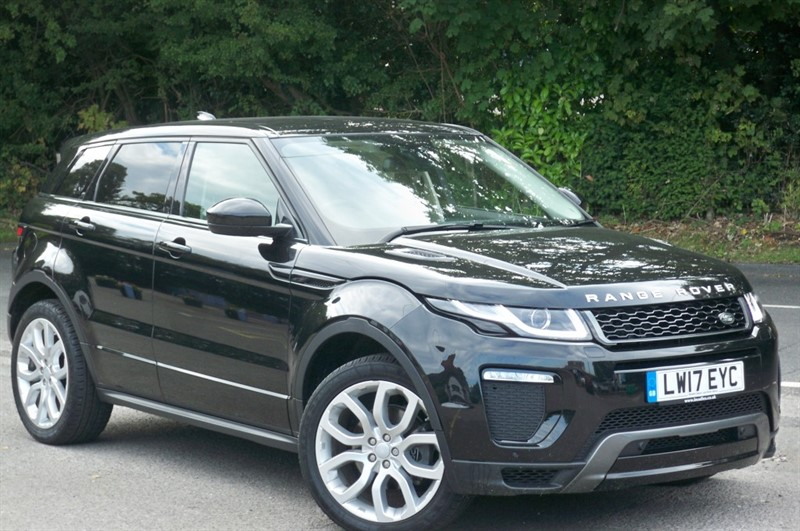 used Land Rover Range Rover Evoque HSE DYNAMIC in surrey