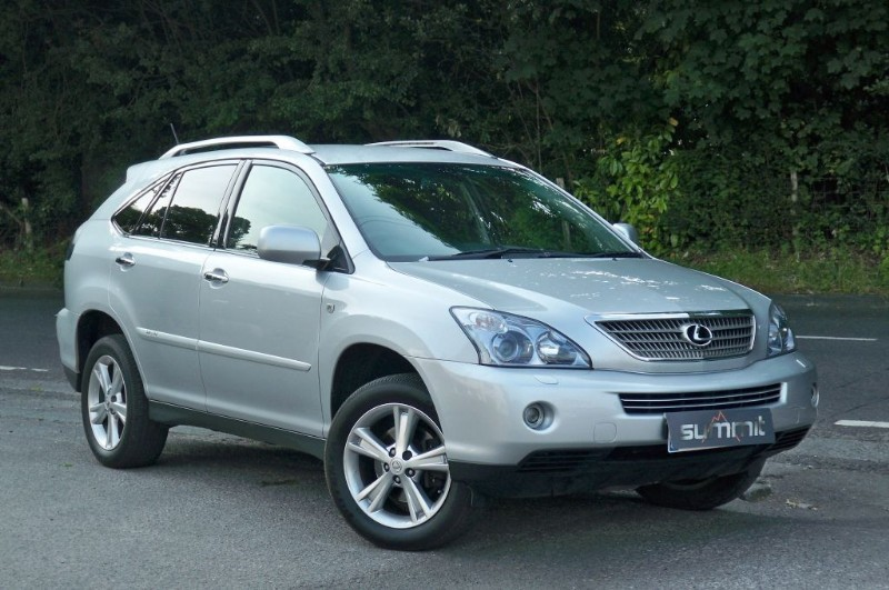 used Lexus RX 400h RX400h Limited Edition in surrey