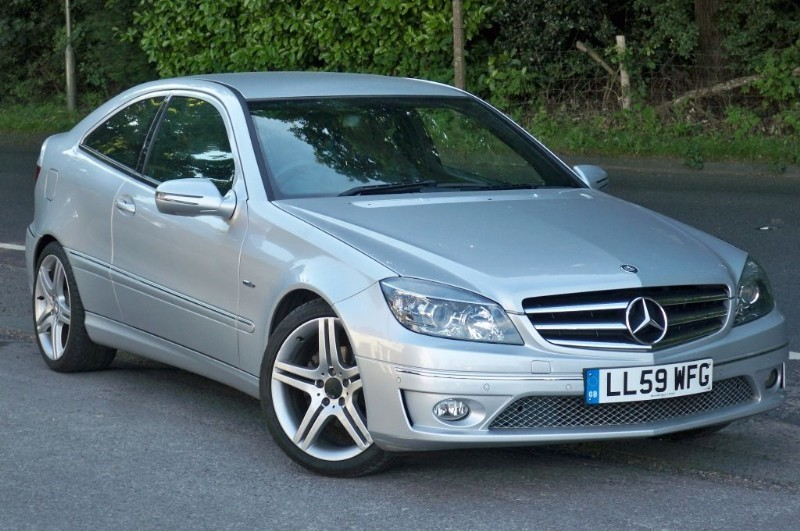 Mercedes CLC160 for sale