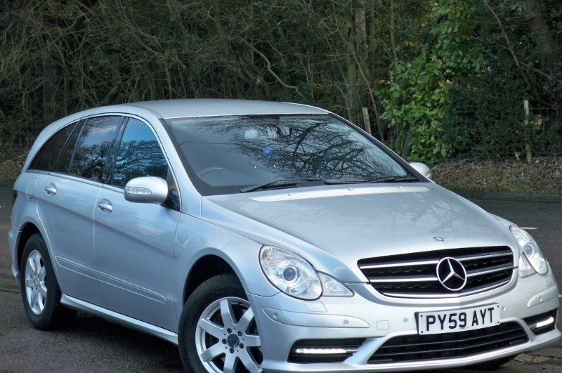 used Mercedes R300 CDI BLUEEFFICIENCY GRAND EDITION in surrey