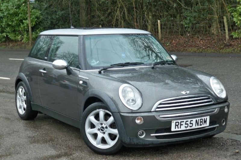used MINI Hatch Cooper Park Lane in surrey