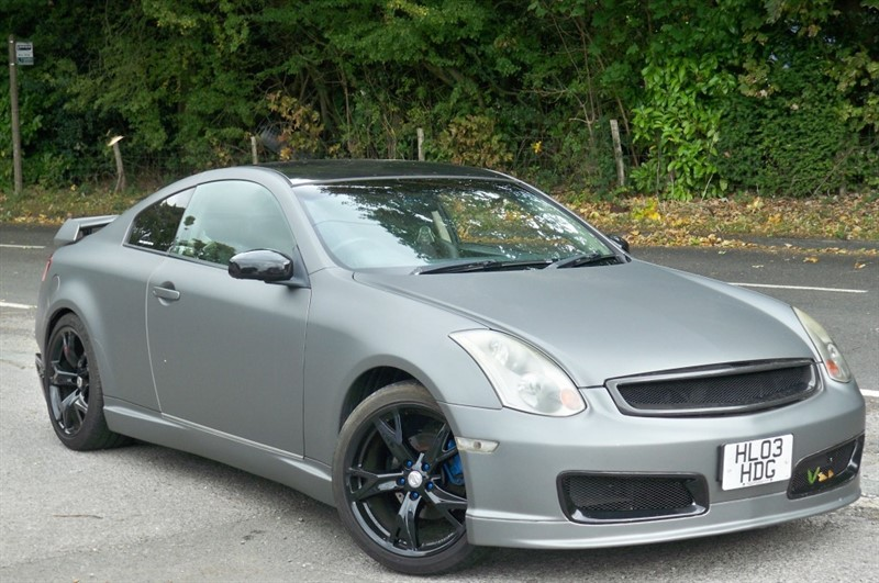 used Nissan Skyline 350GT PREMIUM in surrey