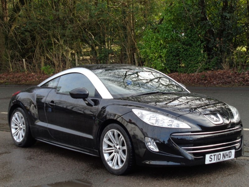 used Peugeot RCZ THP SPORT in surrey