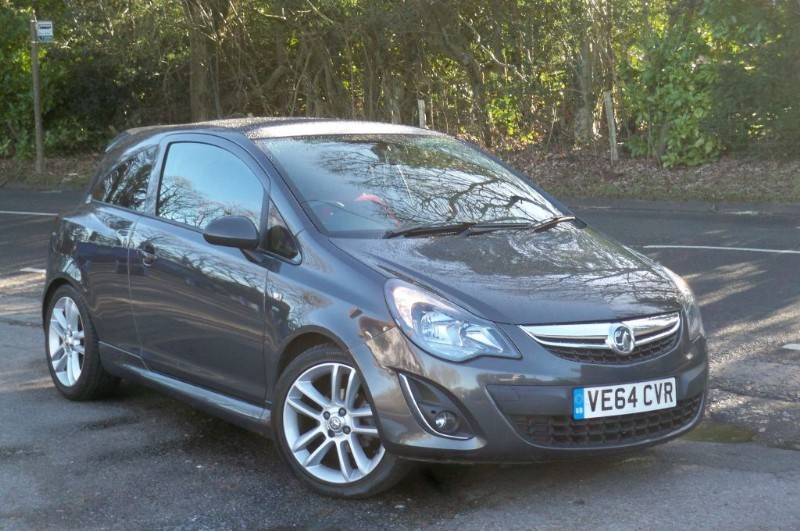 used Vauxhall Corsa 1.4 SRI in surrey