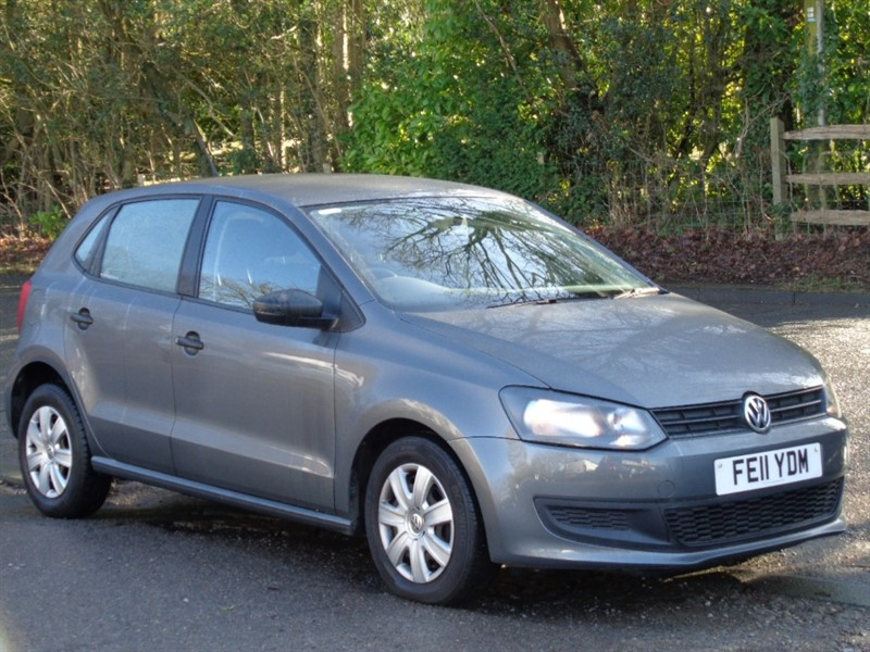 used VW Polo S in surrey