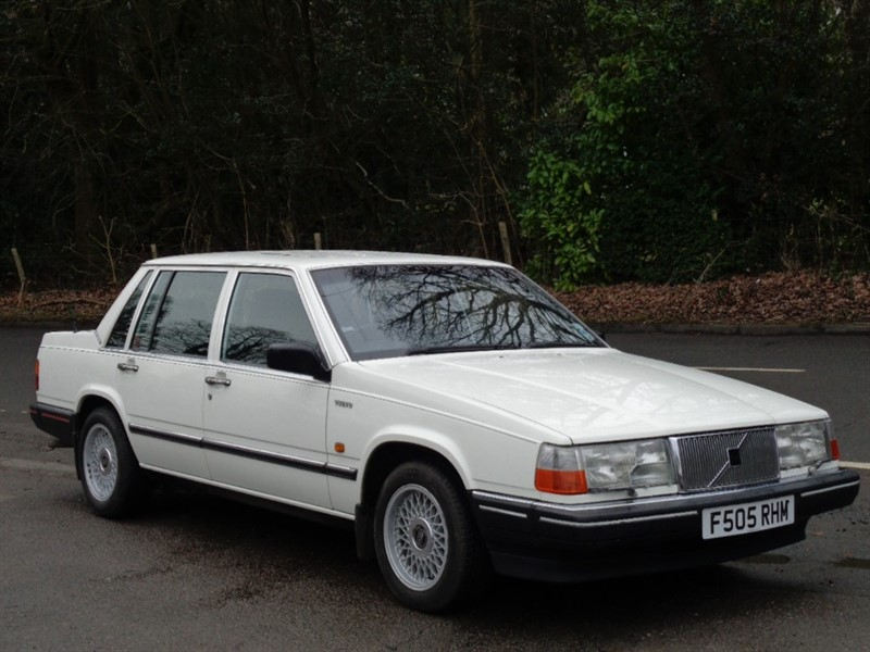 Volvo 760 for sale