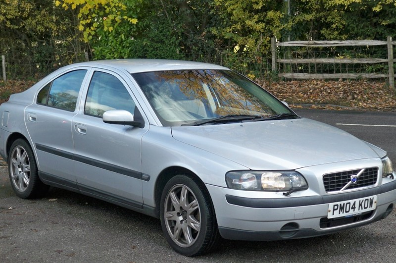 used Volvo S60 D5 in surrey
