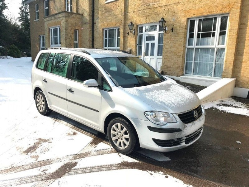used VW Touran 1.6 S in surrey