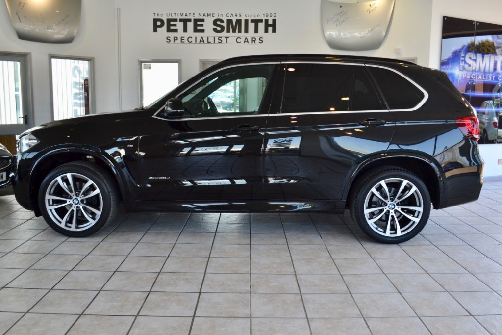 Used Black Sapphire BMW X5 For Sale | Gloucestershire