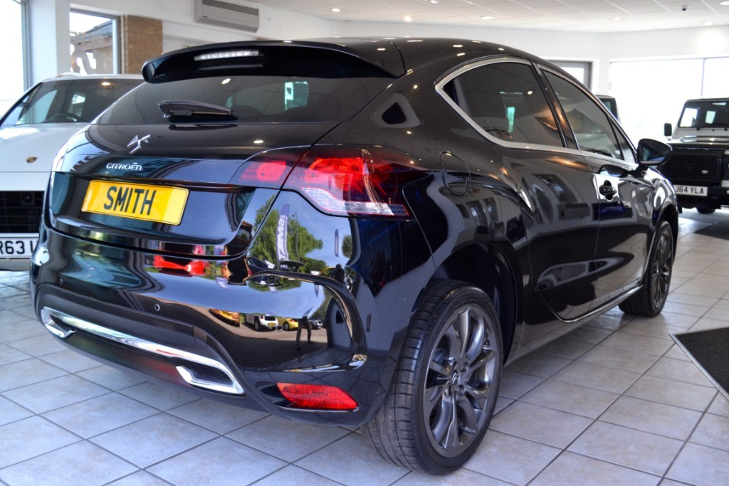 Used Black Citroen Ds4 For Sale Gloucestershire