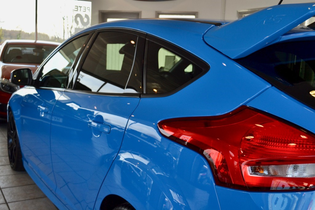 Used Nitrous Blue Ford Focus For Sale Gloucestershire