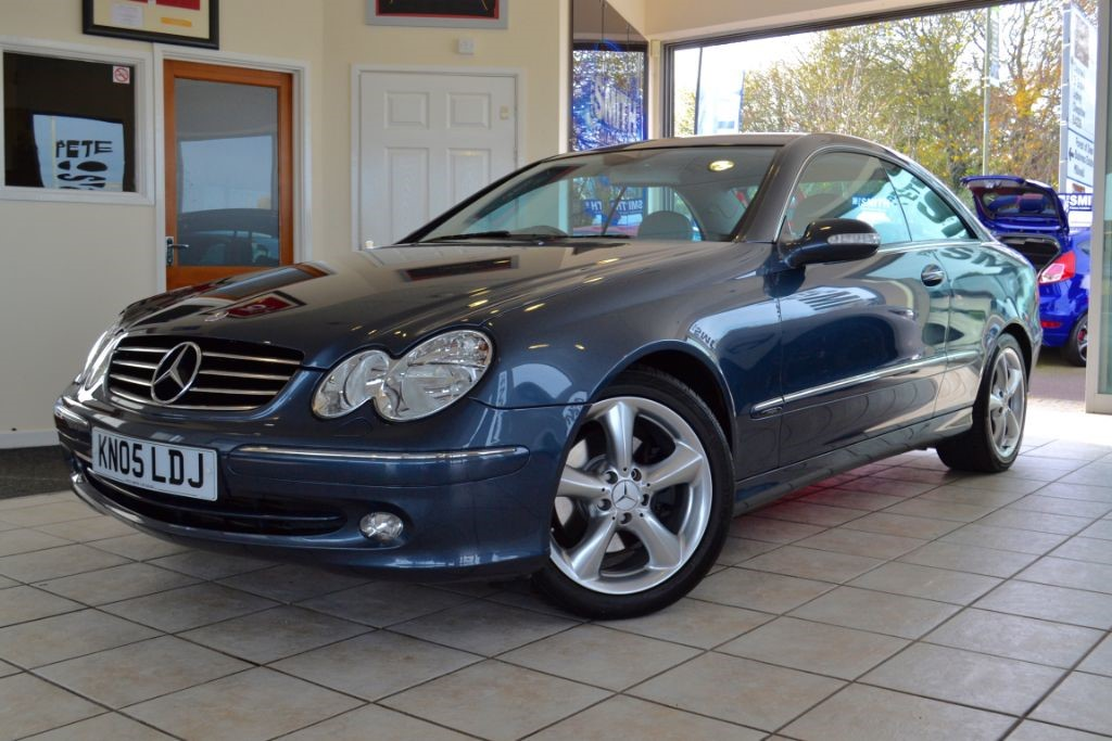 used cadet blue mercedes clk270 cdi for sale gloucestershire. Black Bedroom Furniture Sets. Home Design Ideas