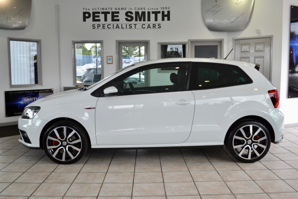 Used Pure White VW Polo For Sale | Gloucestershire
