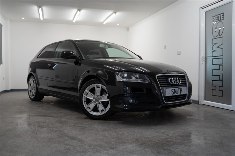 used Audi A3 1.4 TFSI SPORT 3 DOOR SERVICE HISTORY 20010/59 in forest-of-dean-gloucestershire