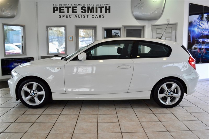 used BMW 116i 2.0 SPORT 3 DOOR 2010/60 in forest-of-dean-gloucestershire