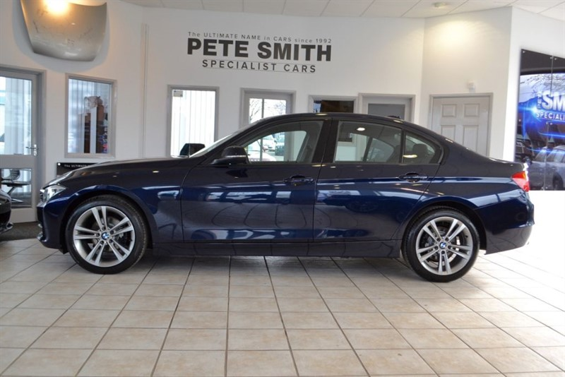 used BMW 316i 1.6 SPORT 2013/63 COMPLETE WITH FULL BMW SERVICE HISTORY in forest-of-dean-gloucestershire