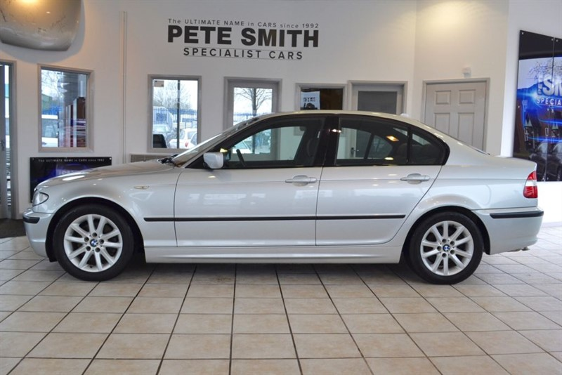 used BMW 320d 2.0 ES SALOON 2004/04 WITH GREAT SERVICE HISTORY in forest-of-dean-gloucestershire