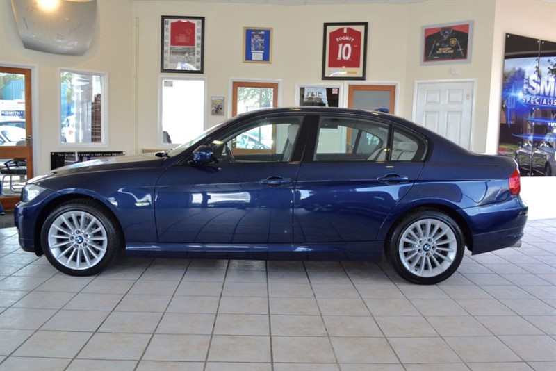 used BMW 330d 3.0 SE WITH BMW PROFESIONAL NAVIGATION  in forest-of-dean-gloucestershire