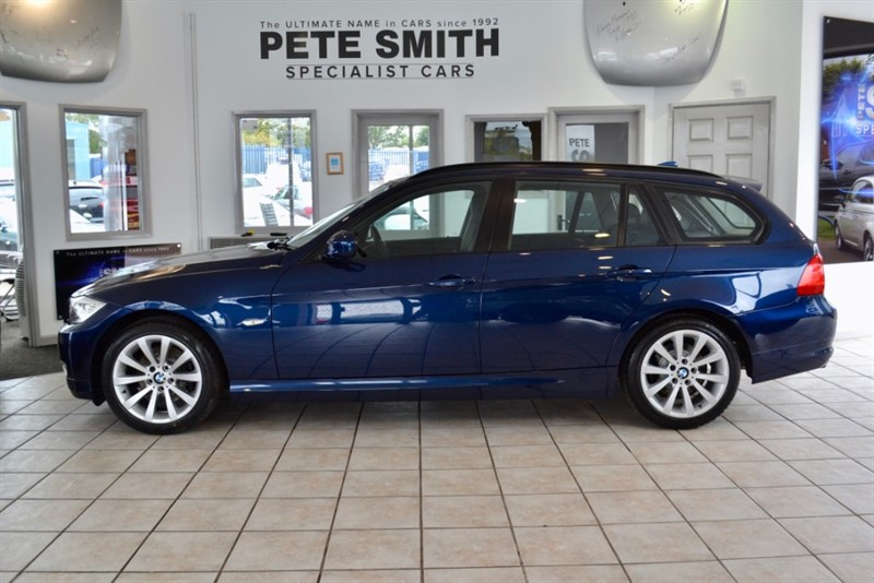 used BMW 320d SE BUSINESS EDITION TOURING FULL BMW SERVICE HISTORY 2010/10 in forest-of-dean-gloucestershire