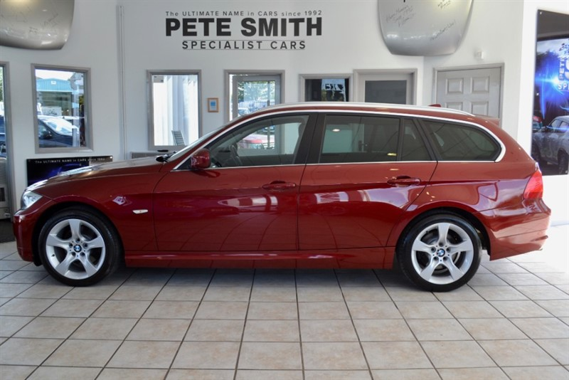 used BMW 320d EXCLUSIVE EDITION TOURING FULL SERVICE HISTORY AND LEATHER TRIM 2011/11 in forest-of-dean-gloucestershire