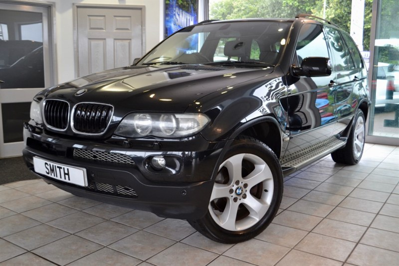 used BMW X5 3.0 D SPORT FULL SERVICE HISTORY 2005/55 TAKEN IN PART EXCHANGE AND PRICED TO CLEAR in forest-of-dean-gloucestershire