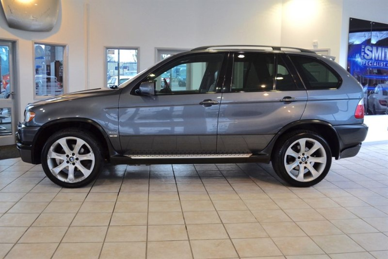 used BMW X5 3.0D SPORT WITH NAVIGATION in forest-of-dean-gloucestershire
