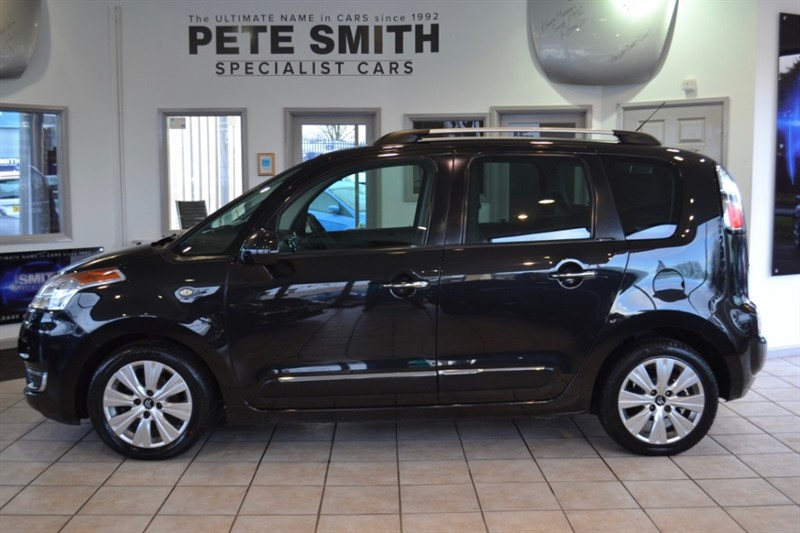 used Citroen C3 1.6 HDI EXCLUSIVE PICASSO 5 DOOR 2009/59 in forest-of-dean-gloucestershire