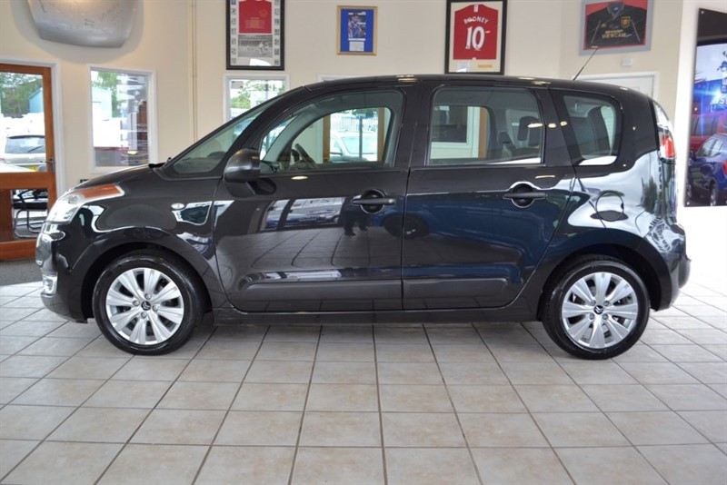 used Citroen C3 Picasso 1.6 VTR PLUS HDI WITH GREAT SERVICE HISTORY in forest-of-dean-gloucestershire
