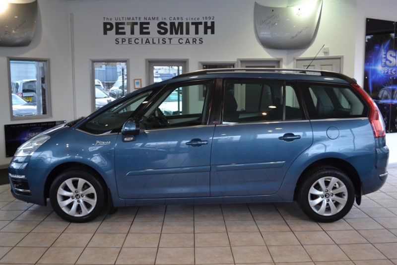 used Citroen Grand C4 Picasso 1.6 HDI VTR PLUS 7 SEATS FULL SERVICE HISTORY 2011/11 in forest-of-dean-gloucestershire