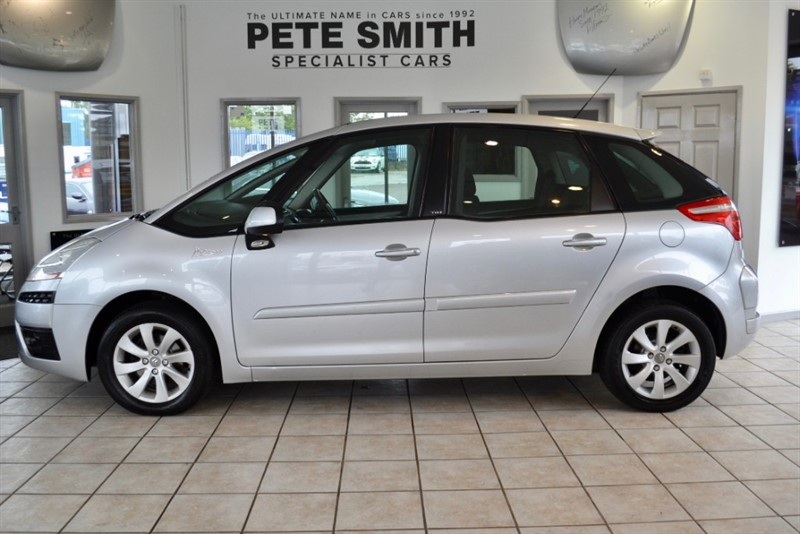 used Citroen C4 1.8 PICASSO 5 VTR PLUS I 16V 2007/57 TAKEN IN PART EXCHANGE AND PRICED TO CLEAR in forest-of-dean-gloucestershire