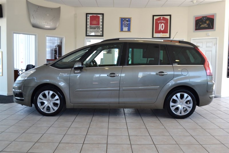 used Citroen C4 Picasso 1.6 GRAND EXCLUSIVE E-HDI EGS in forest-of-dean-gloucestershire