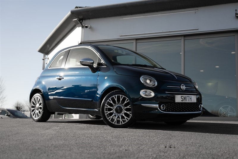 used Fiat 500 0.9 TWINAIR LOUNGE DUALOGIC AUTO ONE OWNER JUST 23000 MILES RESERVED FOR EDWARD 2016/66 in forest-of-dean-gloucestershire