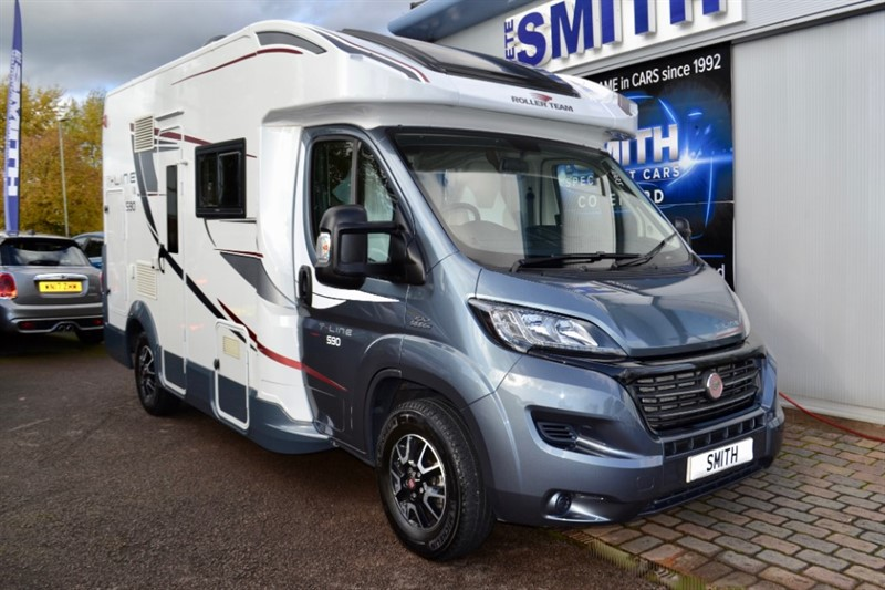 used Roller Team T-Line 590 2.3 MOTOR HOME SOLD SOLD BUT SIMILAR WANTED PLEASE CALL US in forest-of-dean-gloucestershire