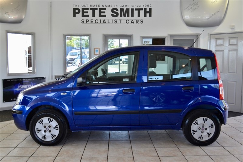 used Fiat Panda 1.3 DYNAMIC MULTIJET ONLY 47000 MILES 2008/08 JUST £30 ROAD TAX GREAT FIRST CAR in forest-of-dean-gloucestershire