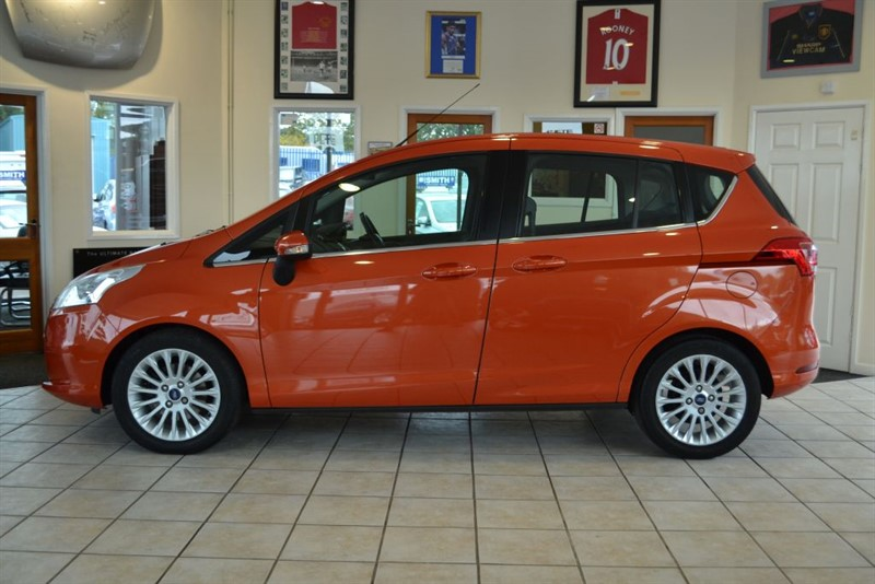 used Ford B-Max TITANIUM in forest-of-dean-gloucestershire