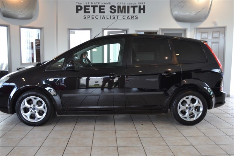 used Ford C-Max ZETEC 109 in forest-of-dean-gloucestershire