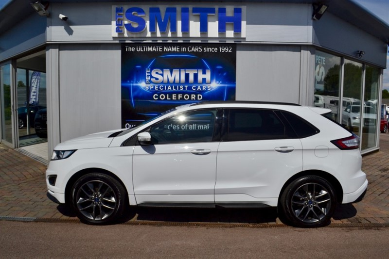 used Ford Edge 2.0 TDCi SPORT FULL FORD SERVICE HISTORY 20