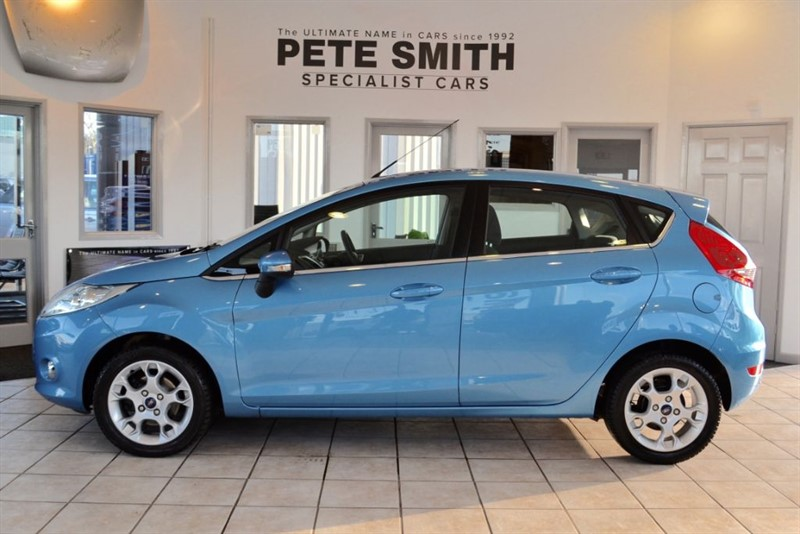 used Ford Fiesta 1.4 ZETEC TDCI 2012/12 WITH SERVICE HISTORY  in forest-of-dean-gloucestershire