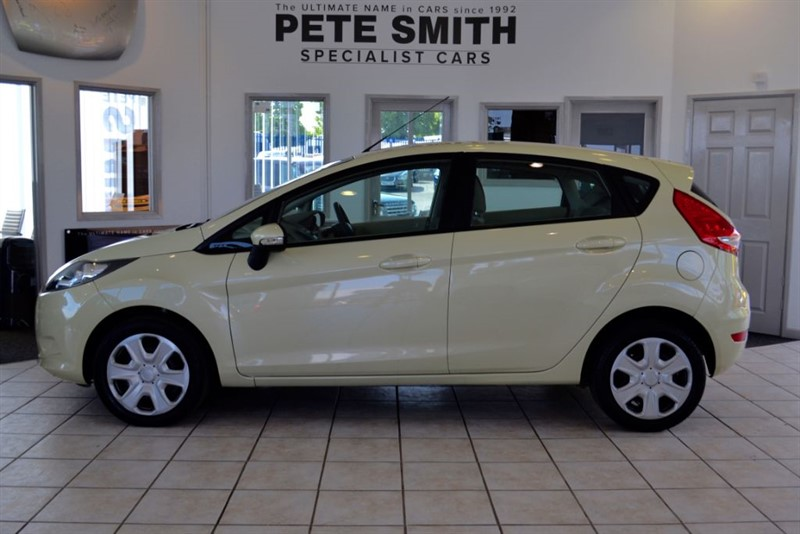 used Ford Fiesta 1.4 STYLE PLUS TDCI £20 ROAD TAX 2009/09 in forest-of-dean-gloucestershire