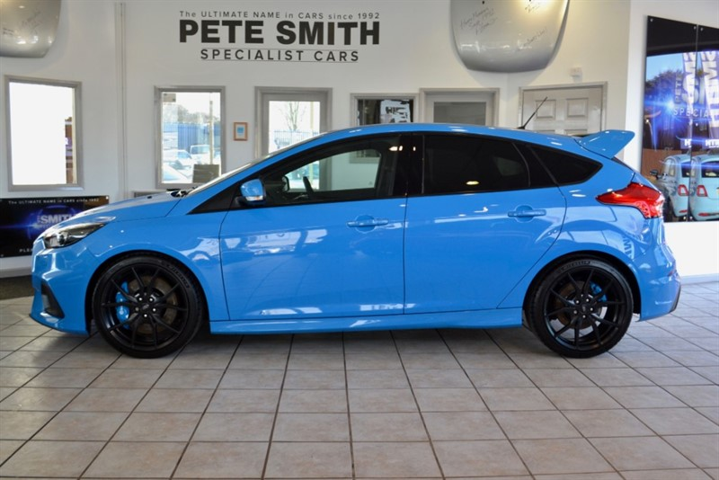 used Ford Focus 2.3 RS SOLD SOLD SIMILAR CARS WANTED PLEASE CALL TO SELL in forest-of-dean-gloucestershire