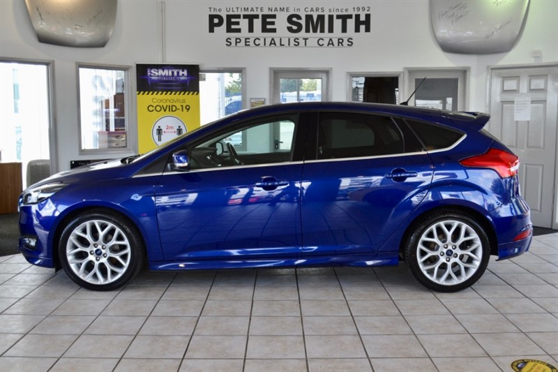 used Ford Focus 1.5 TDCI ZETEC S 5 DOOR 44000 MILES FULL SERVICE HISTORY ZERO ROAD TAX  2016/16 in forest-of-dean-gloucestershire