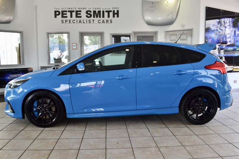 used Ford Focus 2.3 RS 5 DOOR LUX PACK AND SYNC 3 WITH A MOUNTUNE 375 UPGRADE  FULL FORD SERVICE HISTORY 2016/66 in forest-of-dean-gloucestershire