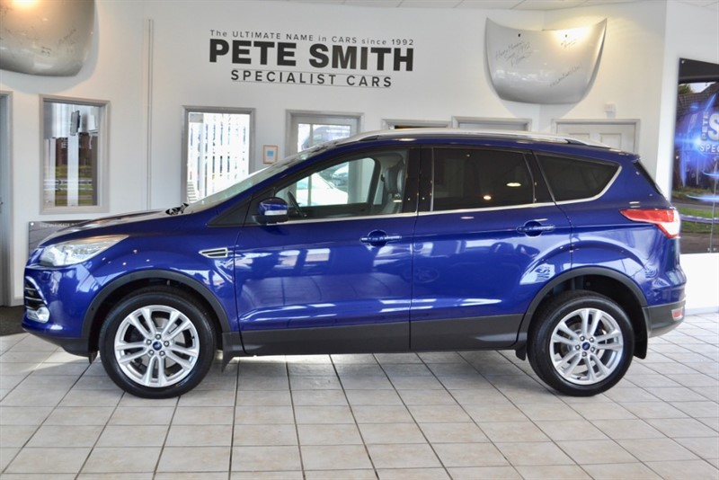 used Ford Kuga 2.0 TITANIUM X TDCI GREAT SPEC WITH FULL SERVICE HISTORY 2014/14 in forest-of-dean-gloucestershire