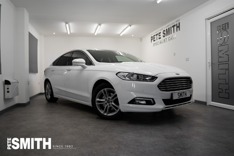 used Ford Mondeo 2.0 ZETEC EDITION TDCI 5 DOOR JUST 32000 MILES 2018/68 in forest-of-dean-gloucestershire